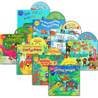 Barefoot Sing Along With Me (8 Books)