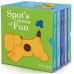 Spot's Library of Fun 5 Books Boxed Set Collection Lift the Flap