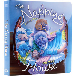 The Napping House (Board Book 2015) Lowest Price