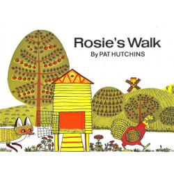 Rosie's Walk (Paperback 1971) Lowest Price