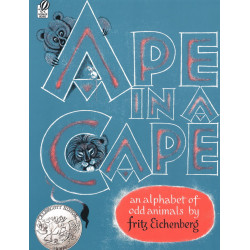 Ape in a Cape (Paperback 1989)
