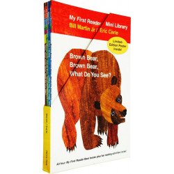 Bear Book Readers Paperback Boxed Set