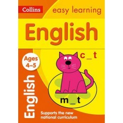 English Ages 4-5: New Edition