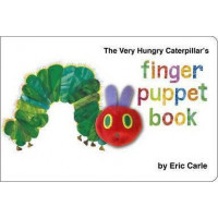 The Very Hungry Caterpillar (Finger Puppet Book)
