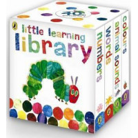 The Very Hungry Caterpillar (Little Learning Library)