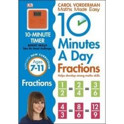 10 Minutes a Day Fractions