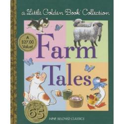 Little Golden Book Collection: Farm Tales