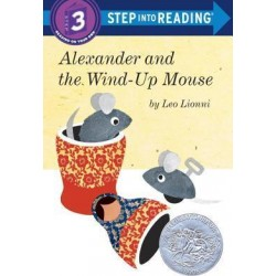 Alexander And The Wind-Up Mouse Step into Reading Lvl 3