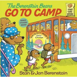 Berenstain Bears Go To Camp