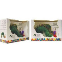 The Very Hungry Caterpillar Board Book and Plush (Book & Toy)
