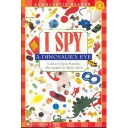 I Spy a Dinosaur's Eye Schrd