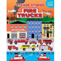 Sticker Stories: Fire Trucks