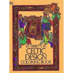 Celtic Design Colouring Book