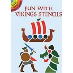 Fun with Vikings Stencils