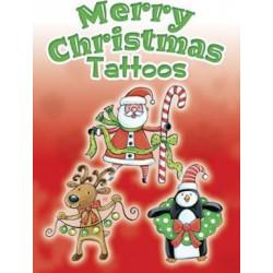 Merry Christmas Tattoos