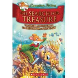 Geronimo Stilton and the Kingdom of Fantasy: Search for Treasure (#6)