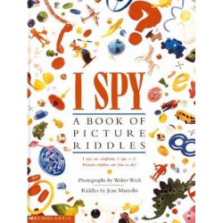 I Spy Picture Riddles