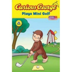 Curious George Plays Mini Golf Tv Reader