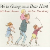 We're Going on a Bear Hunt (Board book 1997)