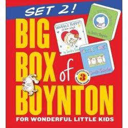 Big Box of Boynton Set 2!