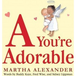 A You're Adorable Board Book