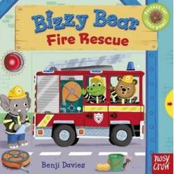 Bizzy Bear: Fire Rescue