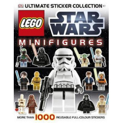 LEGO (R) Star Wars Minifigures Ultimate Sticker Collection