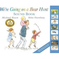We're Going on a Bear Hunt (Hardback 2014)