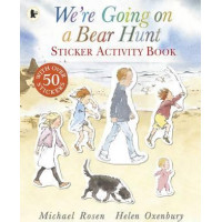We're Going on a Bear Hunt (Sticker Activity Book)