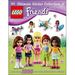 LEGO (R) Friends Ultimate Sticker Collection