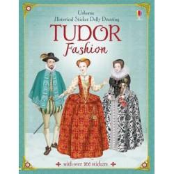 Historical Sticker Dolly Dressing Tudors