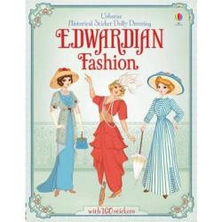 Sticker Dolly Dressing Historical Edwardian Fashion