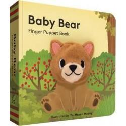 Baby Bear: Finger Puppet Book