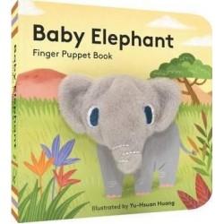 Baby Elephant: Finger Puppet Book