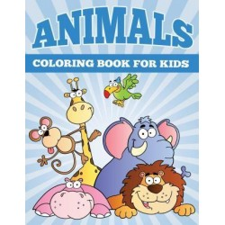 Animals Coloring Books for Kids