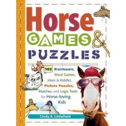 Horse Games Puzzles for Kids