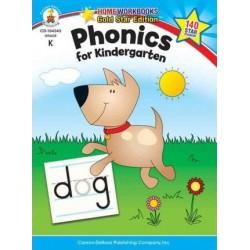Grade K Phonics for Kindergarten
