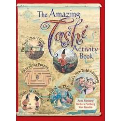 Amazing Tashi Activity Book