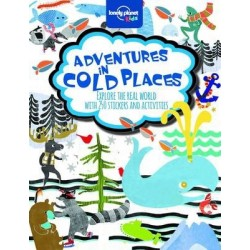 Adventures in Cold Places, Activities and Sticker Books