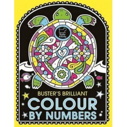 Buster's Brilliant Colour By Numbers