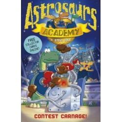 Astrosaurs Academy 2: Contest Carnage!