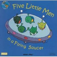 Five Little Men in a Flying Saucer (Paperback 2005)