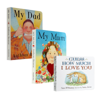 My Dad, My Mum, Guess How Much I Love You (3 Books)