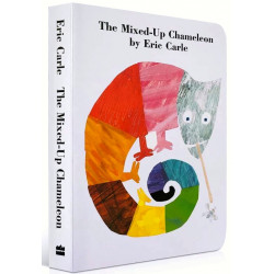 The Mixed-Up Chameleon (Board Book 2011)