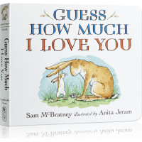 Guess How Much I Love You (Board book - 2008 - Lowest Price)