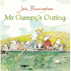 Mr Gumpy's Outing (Paperback 2001)