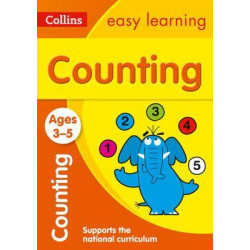 Counting Ages 3-5: New Edition