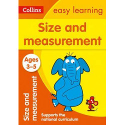 Size and Measurement Ages 3-5: New Edition