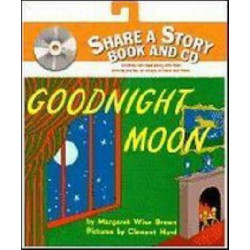 Goodnight Moon with CD (Paperback 2007)