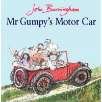 Mr Gumpy's Motor Car (Paperback 2002)